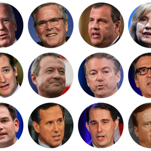 The winner of today's GOP presidential straw poll will shock you