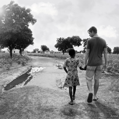 """This Man Turned the """"Worst Village In Togo"""" Into A Community of Hope"""