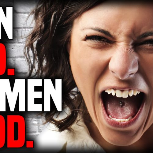 SGP podcast episode #2: The War on Men (or: Why Women Need to Just Shut Up Sometimes)