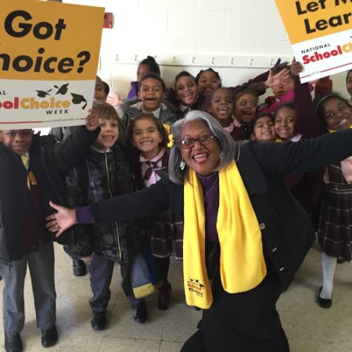 You Don't Need To Have Children To Be A Part Of The School Choice Movement