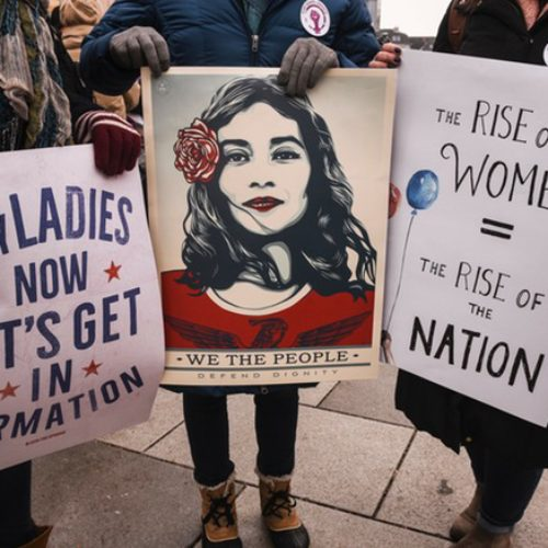 Episode #24: A Conservative Woman's Take on the Women's March