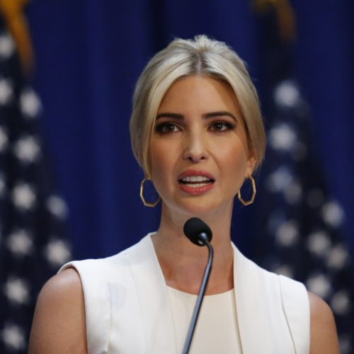 Liberal bullies have targeted Ivanka! Sign the petition telling Macy's not to cave to radicals.