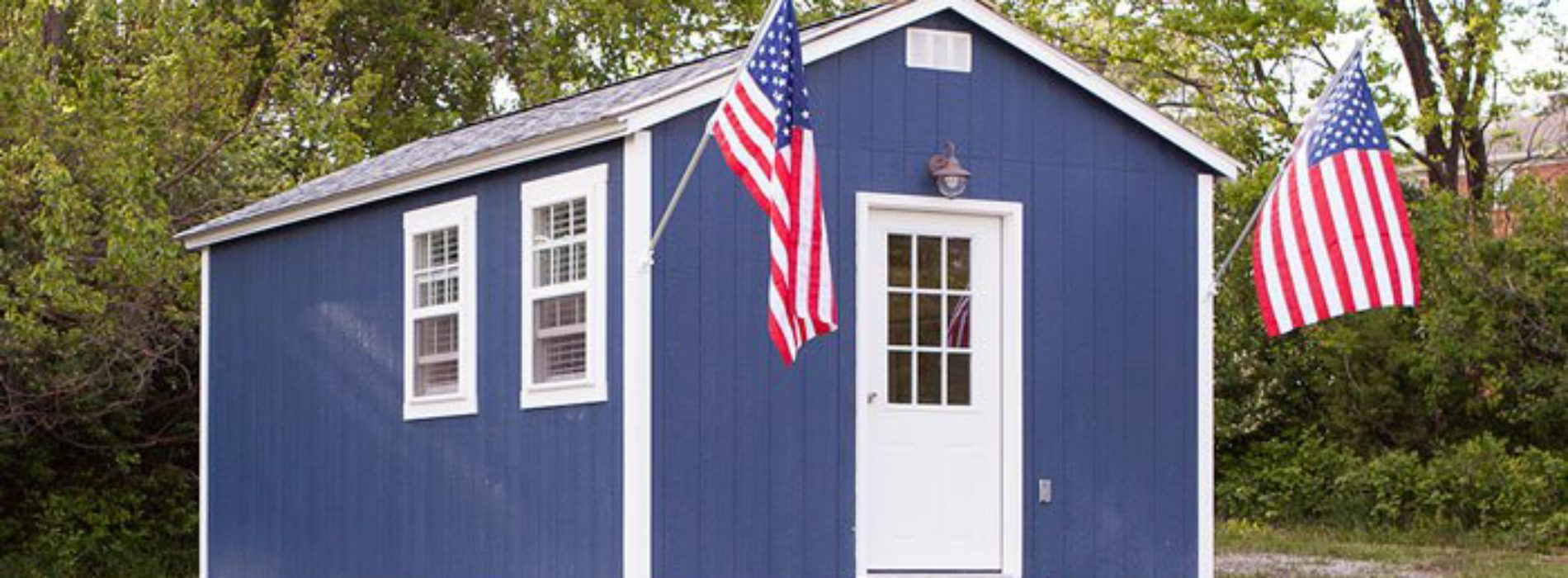 Episode #33: Helping homeless veterans, one tiny house at a time
