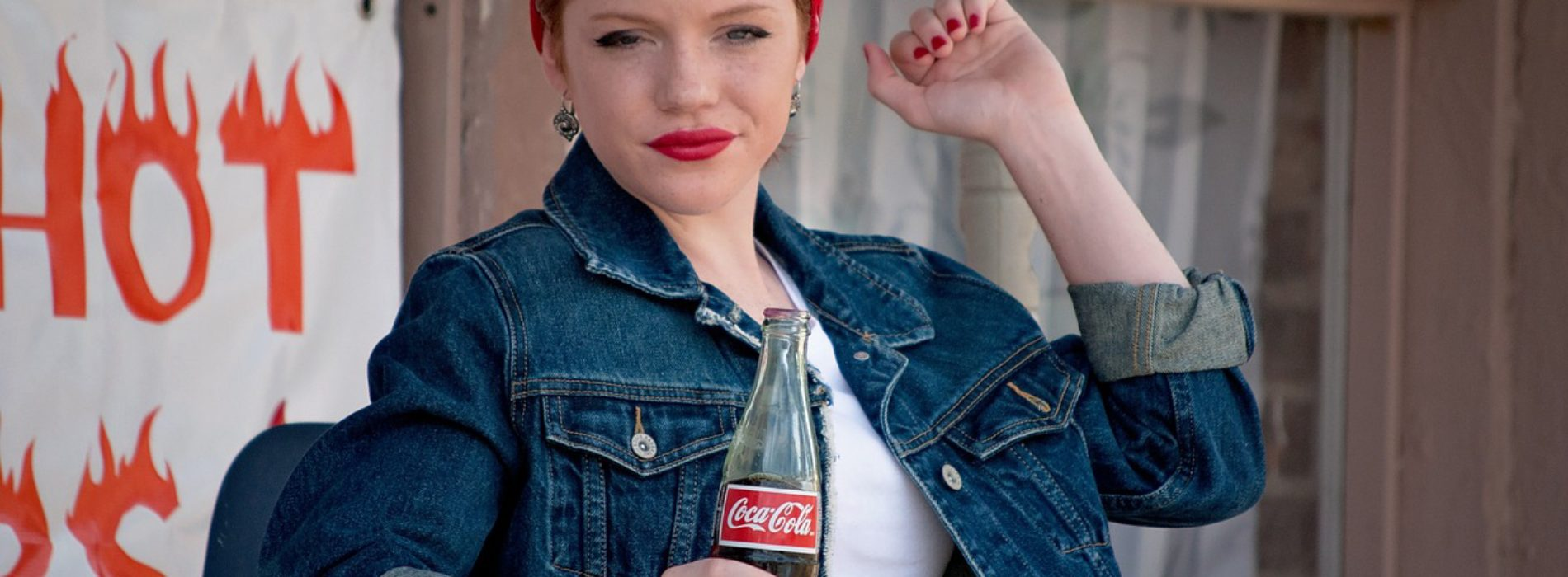 Ep 43: Could Air Drops of Blue Jeans and Coca-Cola Save the World?