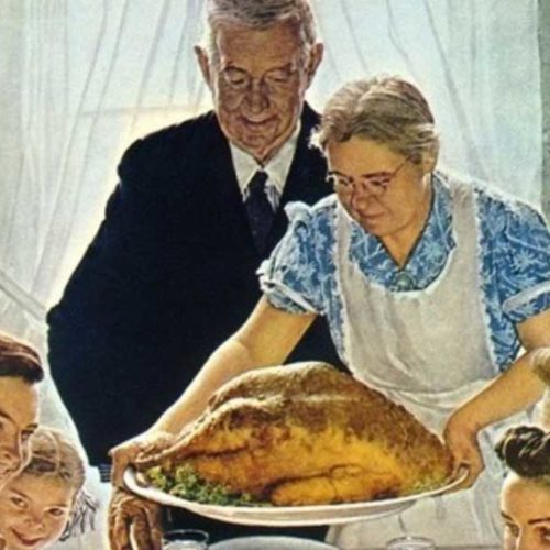 Nov. 23: Appreciating Thanksgiving, with Jim Geraghty